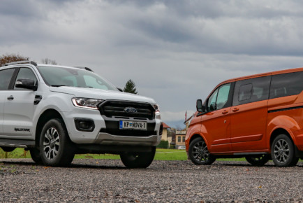 Ford Ranger in Custom mHEV 2019 (2)