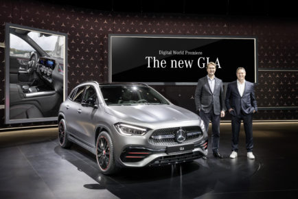 Mehr als ein Off-Roader: Der neue Mercedes-Benz GLA feiert seine digitale Weltpremiere auf Mercedes me mediaMore than an off-roader – the new Mercedes-Benz GLA celebrates its digital world premiere on Mercedes me media