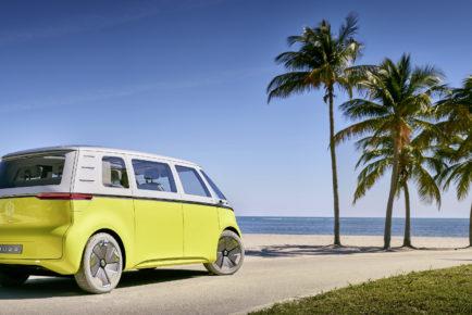 Volkswagen Showcar ID. BUZZ