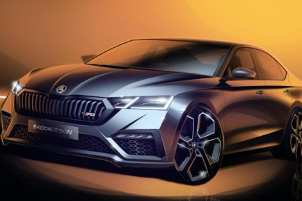 2020-Skoda-Octavia-RS-liftback-design-sketches-1