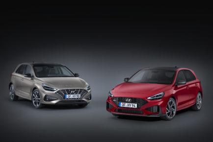 new Hyundai i30 and i30 N Line