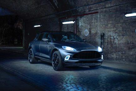 Q by Aston Martin DBX (1)
