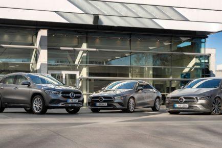 Mercedes-CLA-GLA-PHEV-1