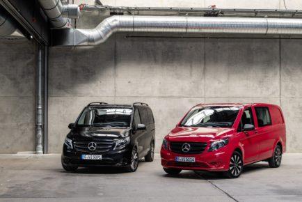 Der neue Mercedes-Benz Vito Tourer und Mixto – Exterieur, Vito