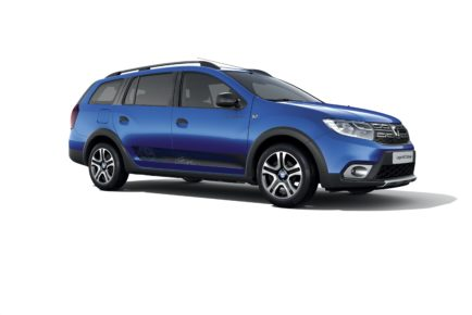DACIA LOGAN MCV II STEPWAY (K52 Cross)
