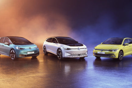 """The Volkswagen winners at """"Automotive Brand Contest 2020"""": I"""