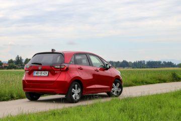 Honda Jazz hibrid 2020 (1)