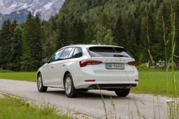 Škoda Octavia 2020 (1)