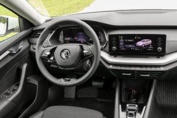 Škoda Octavia 2020 (18)