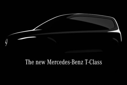 Die neue Mercedes-Benz T-Klasse   The new Mercedes-Benz T-Class