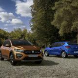2020 - New Dacia SANDERO and SANDERO STEPWAY