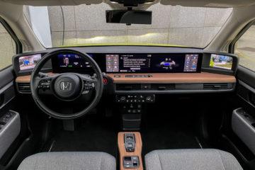 Honda e 2020 (37)