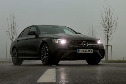 Mercedes-Benz razred E (1)