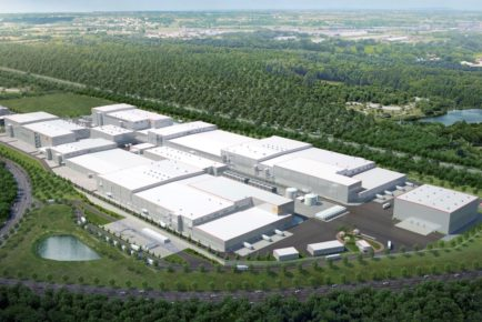SK Innovation Battery factories in commerce Georgia 11 2020
