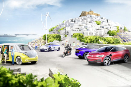Volkswagen Group and Greece to create model island for climate-n
