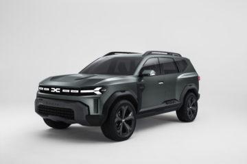 2-2021 - Dacia Bigster Concept