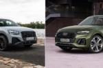 Audi Q2 in Q5
