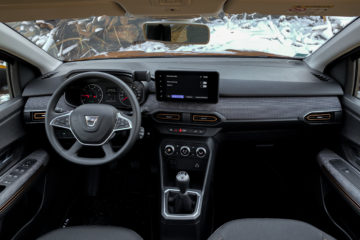 Dacia Sandero in Sandero Stepway (39)