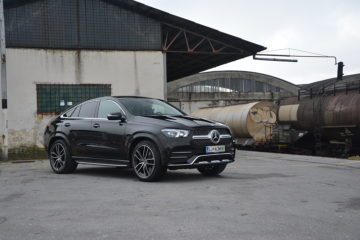 MB GLE COUPE 39