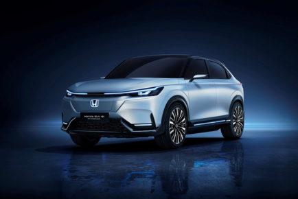 Honda SUV e