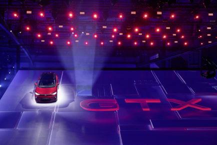 Volkswagen - Weltpremiere ID.4 GTX