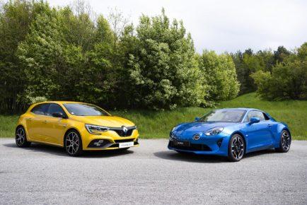 Renault Sport Cars je postal Alpine Cars