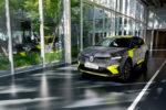1-2021 - New Renault MEGANE E-TECH Electric pre-production