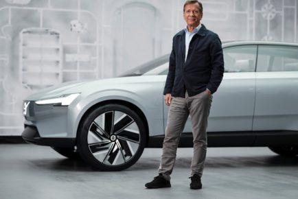 Håkan Samuelsson, Volvo Cars chief executive
