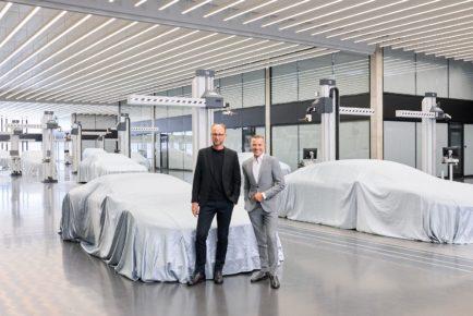 Audi - electric concepts