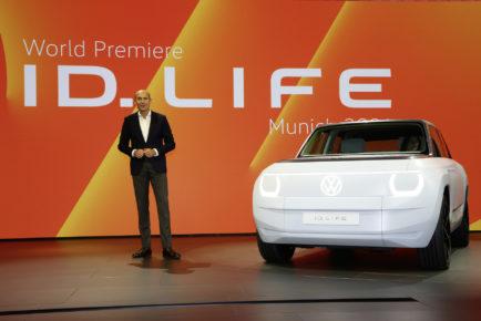 IAA MOBILITY 2021 – Volkswagen press conference
